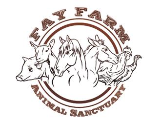 more photos ae288 4e1c7 Fay Farm Animal Sanctuary Logo winner | Marzouka farm | Farm ...