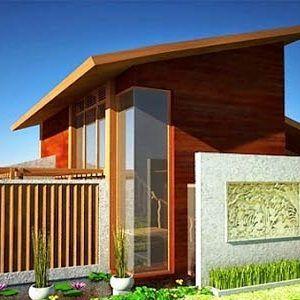 ini dia desain rumah kayu minimalis terbaru paling nyaman