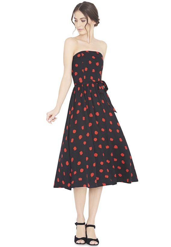 7e1692cd03752 BELVA DRESS WITH TIE BELT by Alice + Olivia | Dresses | Dresses ...