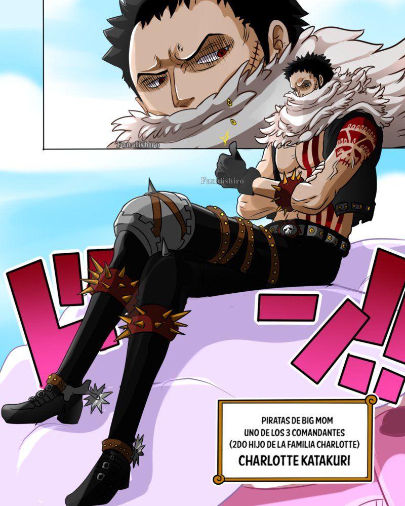 Download One Piece Charlotte Katakuri Gif