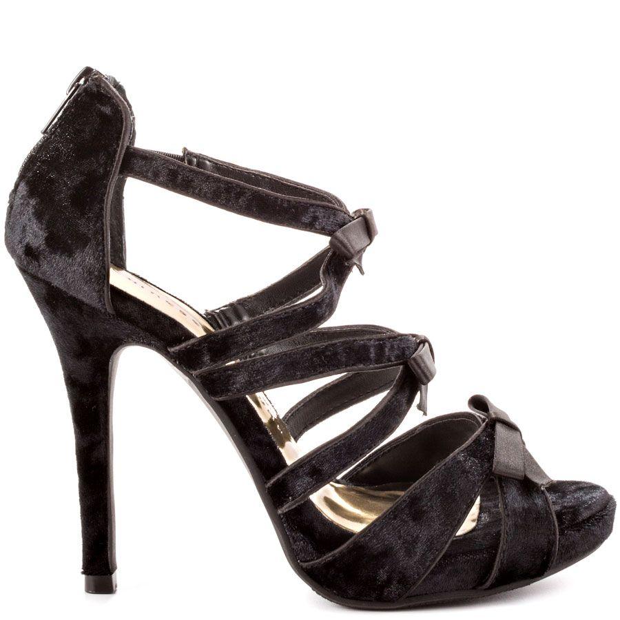 Imaginethat Heels Black Velvet Brand Heels Chinese Laundry Heels