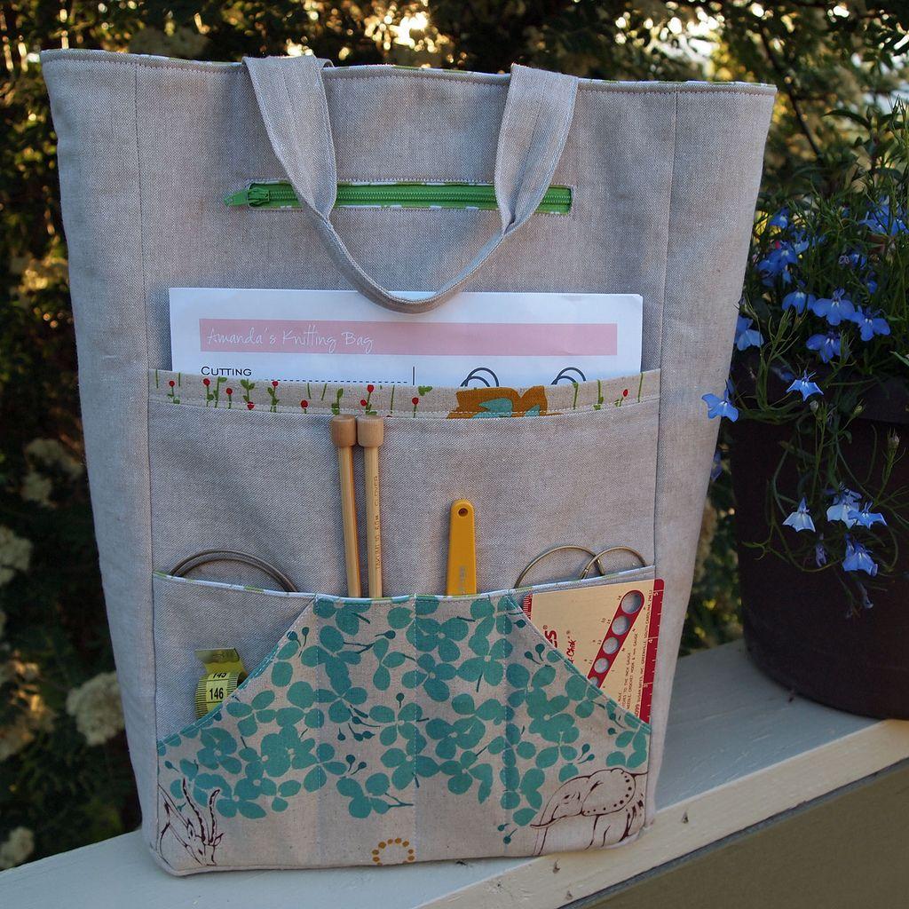 Purse Palooza :: Pattern Review: The Sometimes Crafter Amanda\'s ...