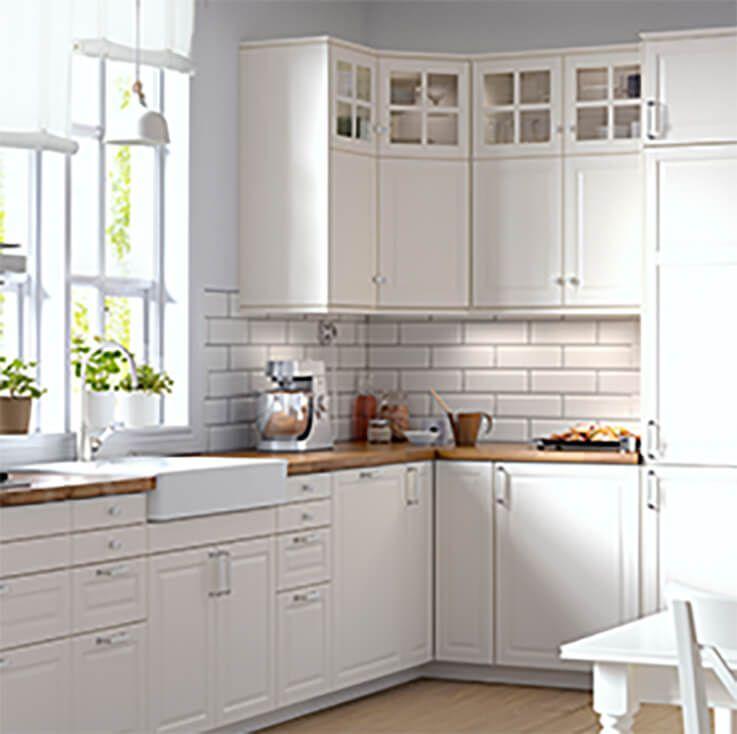 Muebles De Cocina De Ikea | Descubre Los Nuevos Servicios Ikea Que Te Ayudaran A Hacer