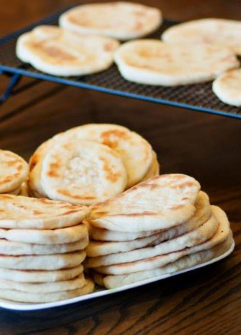 Arabian Pita Bread | This doesnt taste exactly like arabian pita, but it is close.