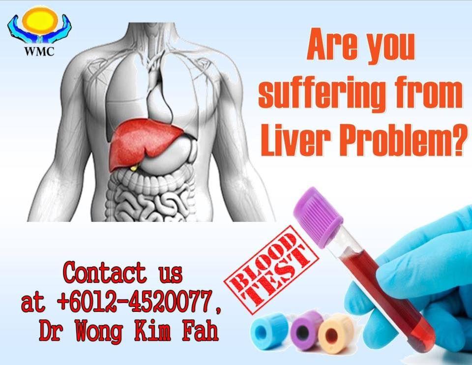 Pin on Liver problem