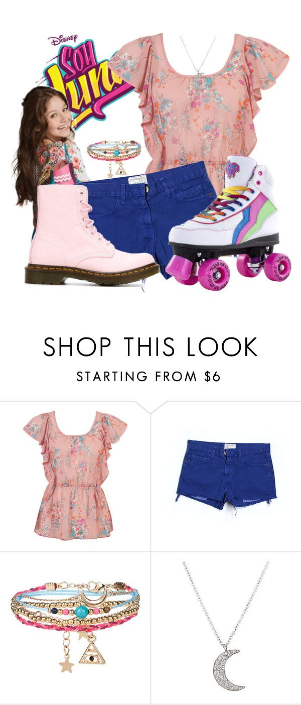 Soy Luna Inspired Look Luna Fashion Cute Outfits Clothes