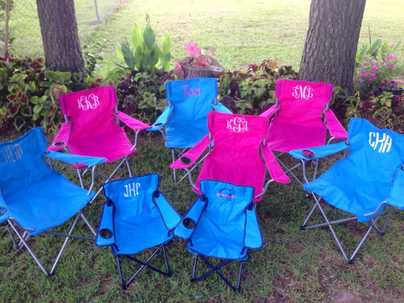 Personalized Folding Chair Beach Chair Lawn Chair Bag Chair
