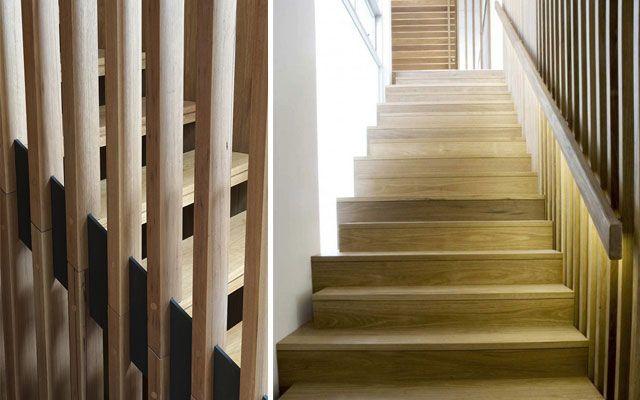 Ideas para decorar con barandillas modernas stairs - Barandillas para escaleras interiores modernas ...