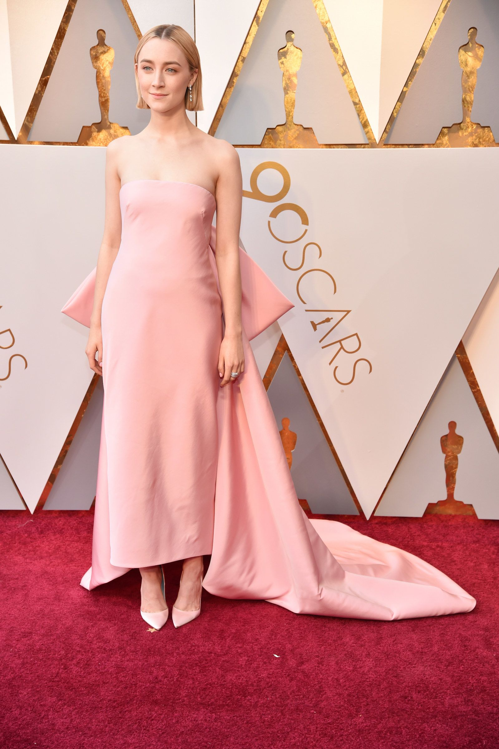 85d11e6575 See what everyone wore during this year s Academy Awards.