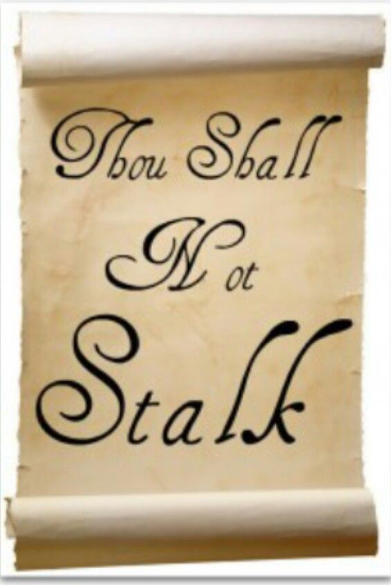 #people who talk non-stop-shit about how awful their ex is, but yet they can't help but cyber stalk each other. #stalkers