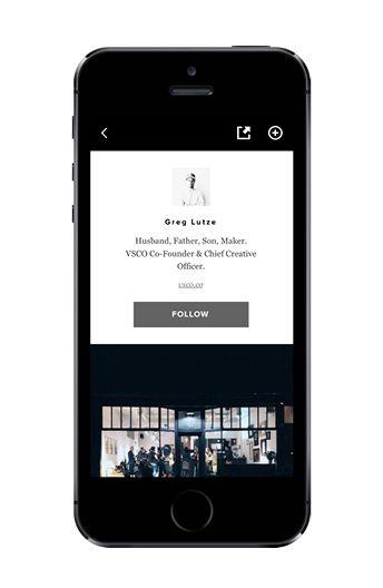 Depict iOS / Profile