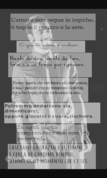 Marco Mengoni Frasi Canzoni Community Google Citazioni