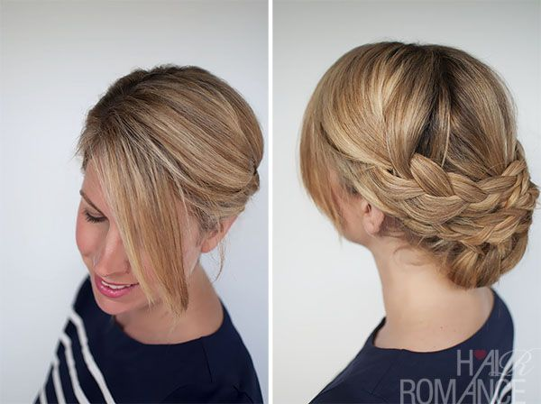 Blog in the spotlight easy braided up do tutorial easy braided blog in the spotlight easy braided up do tutorial kidspot diy hairstylesupdo solutioingenieria Images