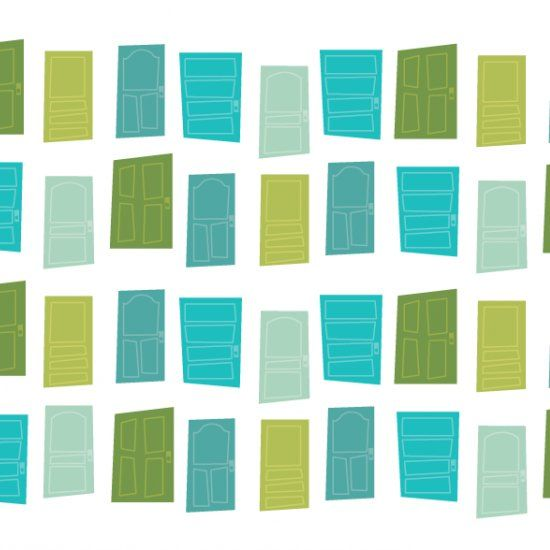 Get This Free Pattern Use It As Wrapping Paper Or However You Like Monsters Inc Crafts Monsters Inc Doors Monsters Inc
