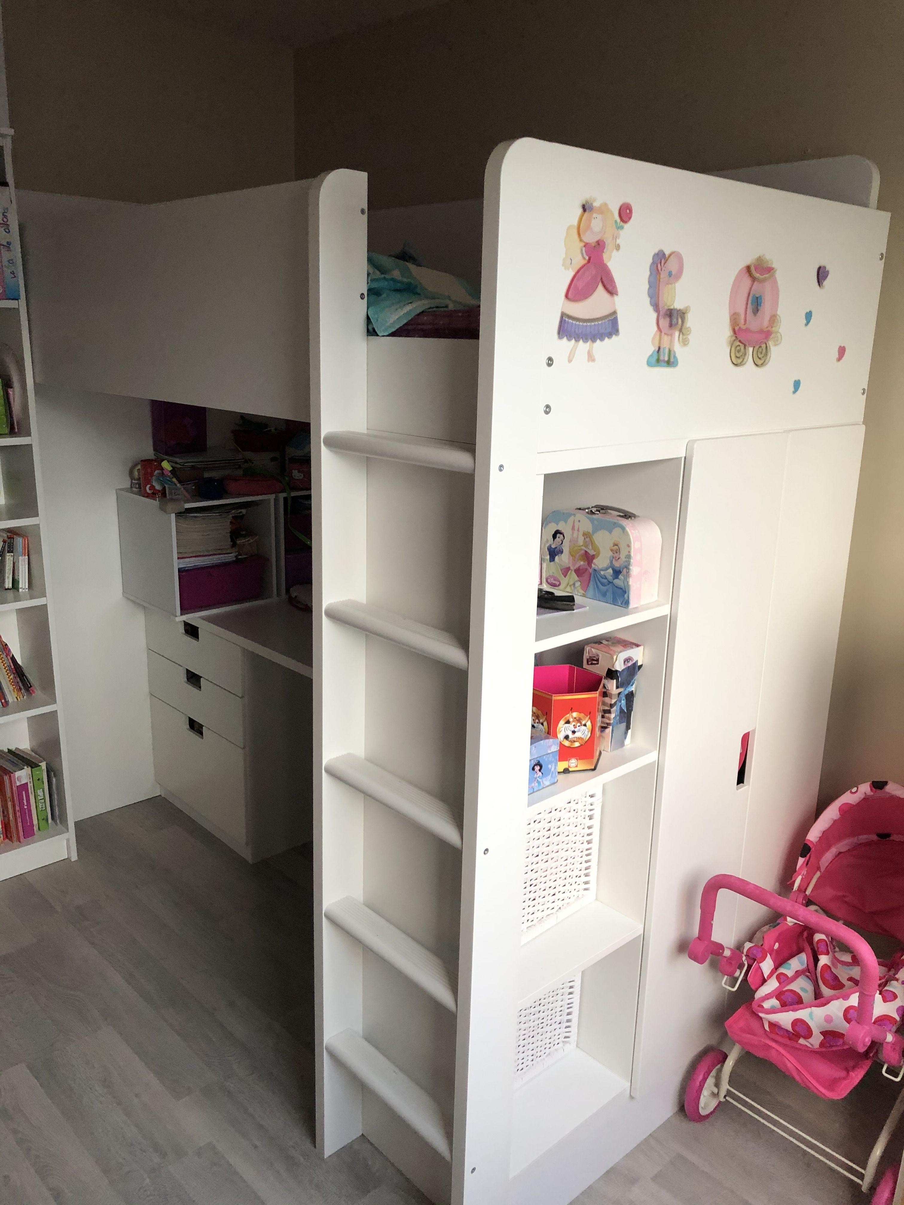 Chambre Clemence Lit Mezzanine Ikea Stuva Lit Mezzanine Ikea Chambre Lit Chambre