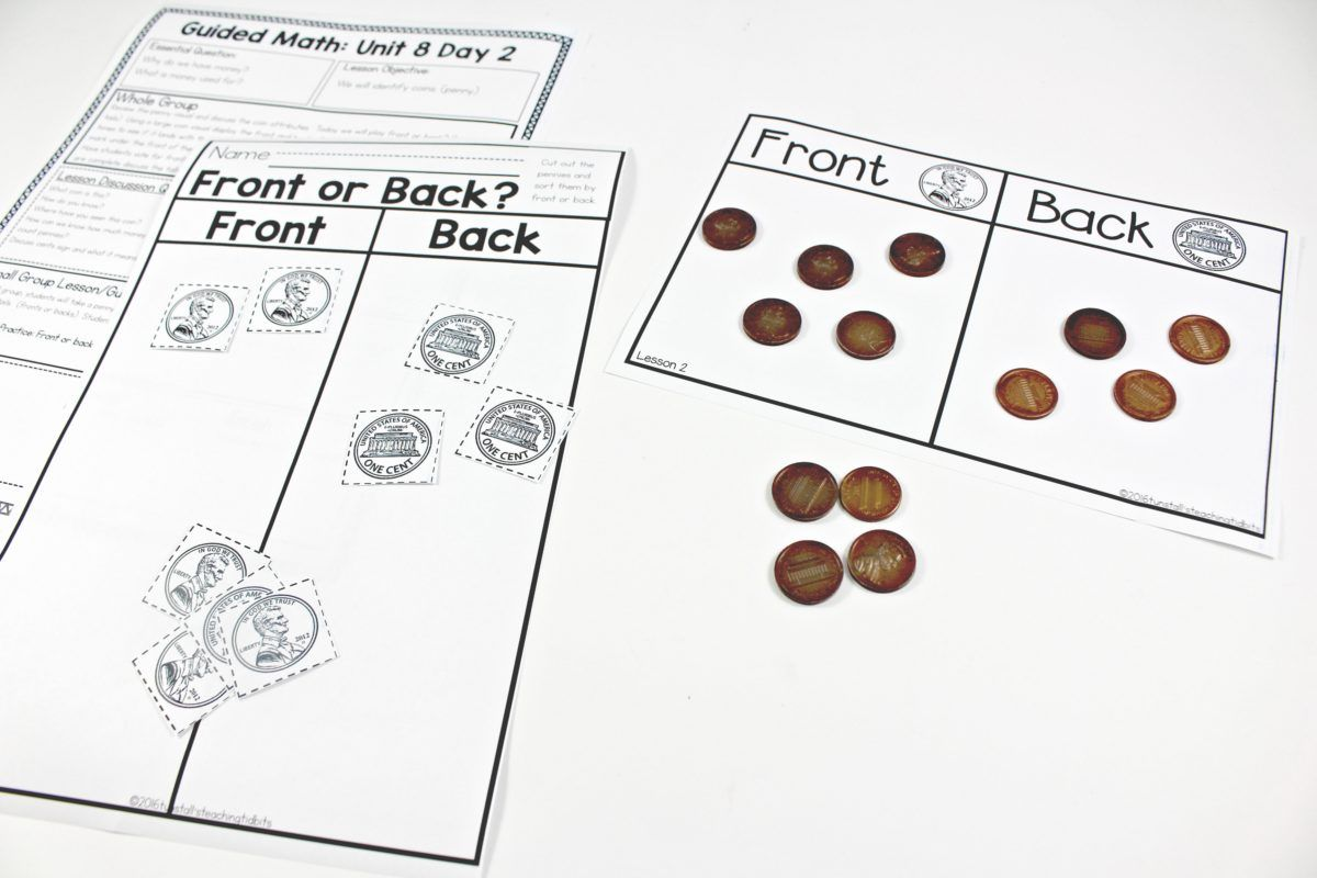20 Ideas For Teaching Coins