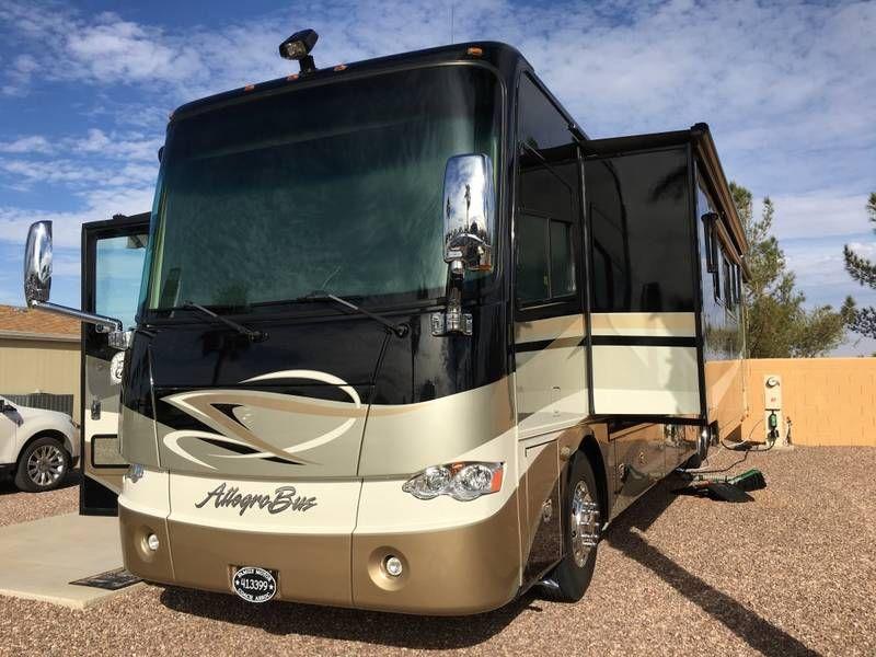 2013 Tiffin Allegro Bus 43qgp For Sale By Owner Casa Grande Az
