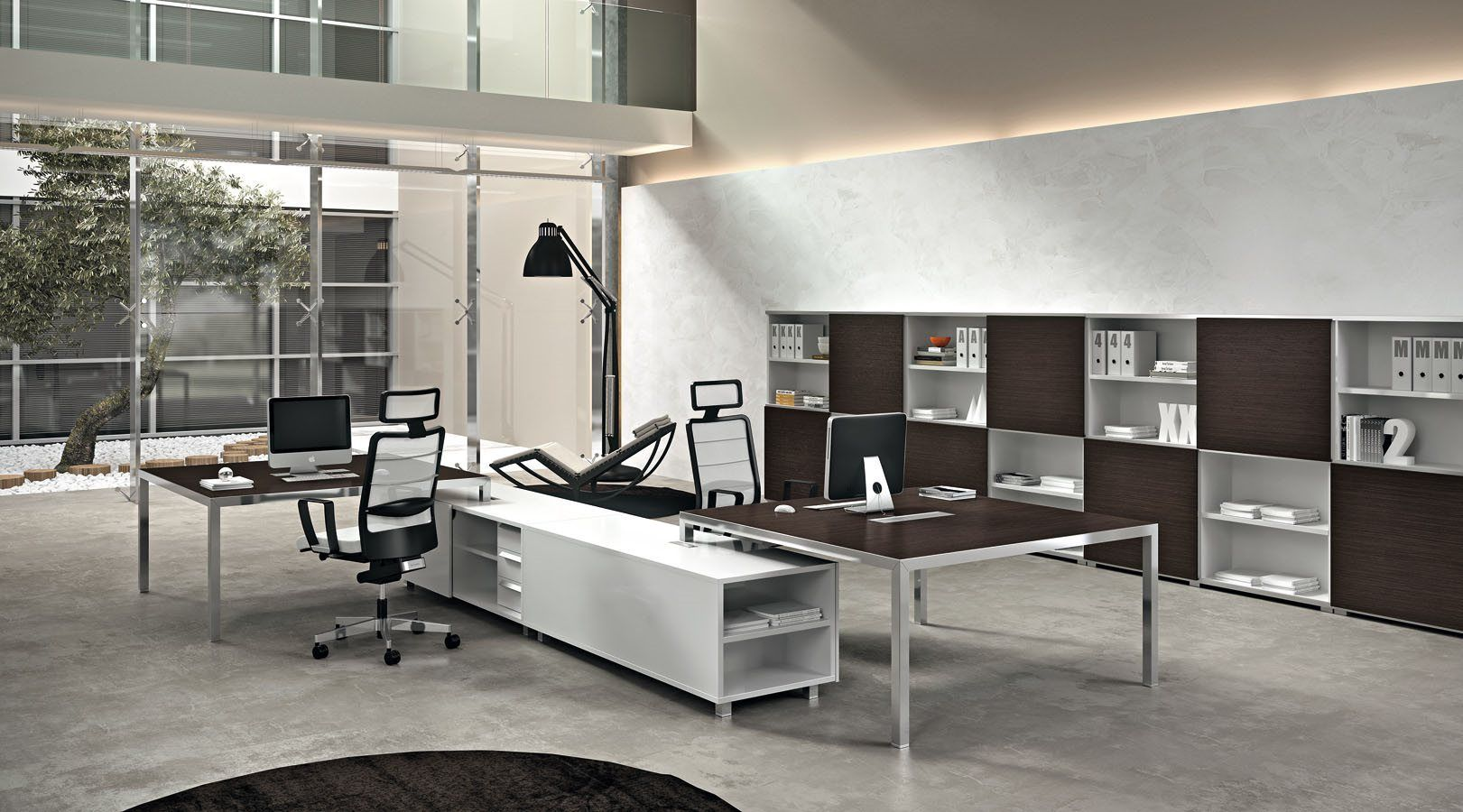 Design Executive Desk - DV905 - Della Valentina Office | Office ...