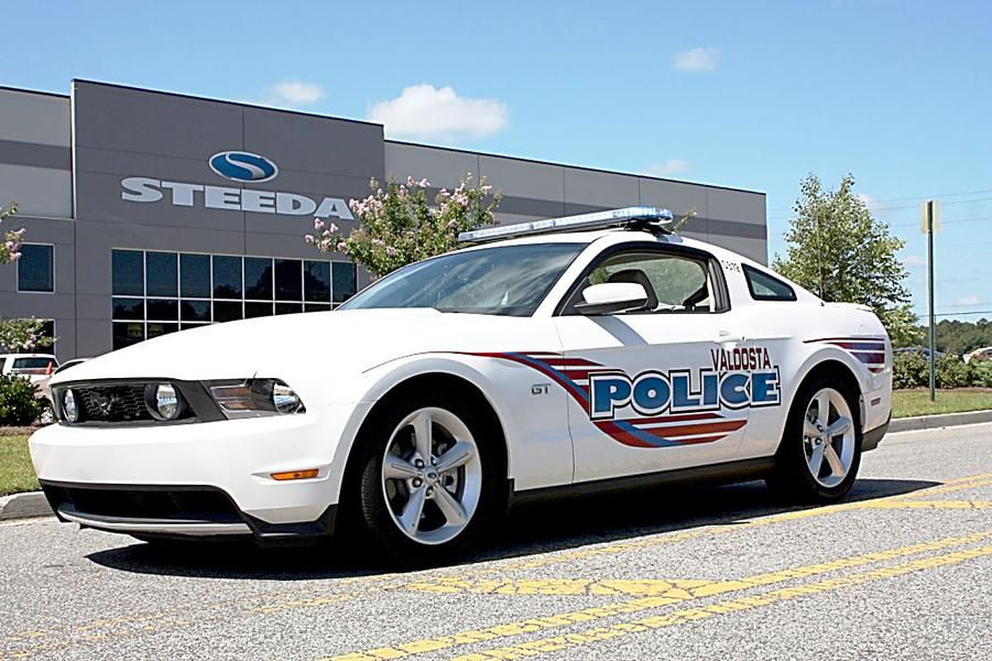 Ford Mustang Police Package - Car Autos Gallery
