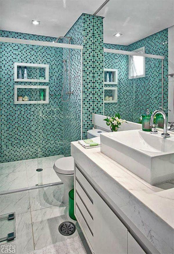 Jogos De Decorar Banheiros De Luxo : Resultado de imagem para apartamento decorado banheiro