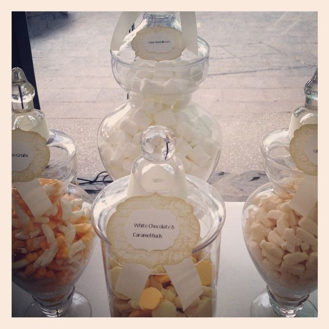 "Photo 9 of 25: Rustic Lolly Buffet / Wedding ""Dan & Bec's Rustic Beach Wedding"" 