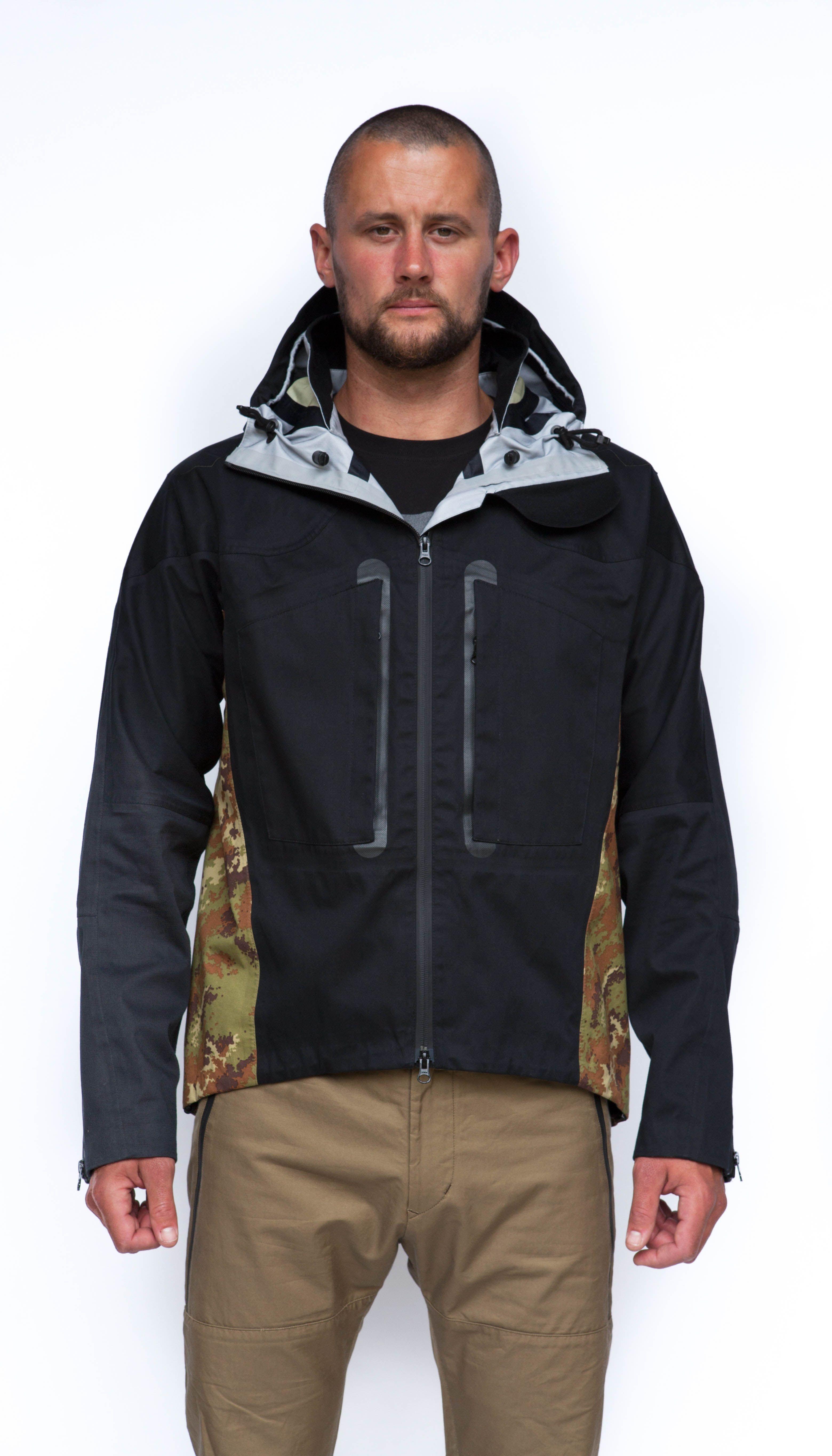 TECH CLIMBING JACKET BLACK Jackets, Nike inspiration