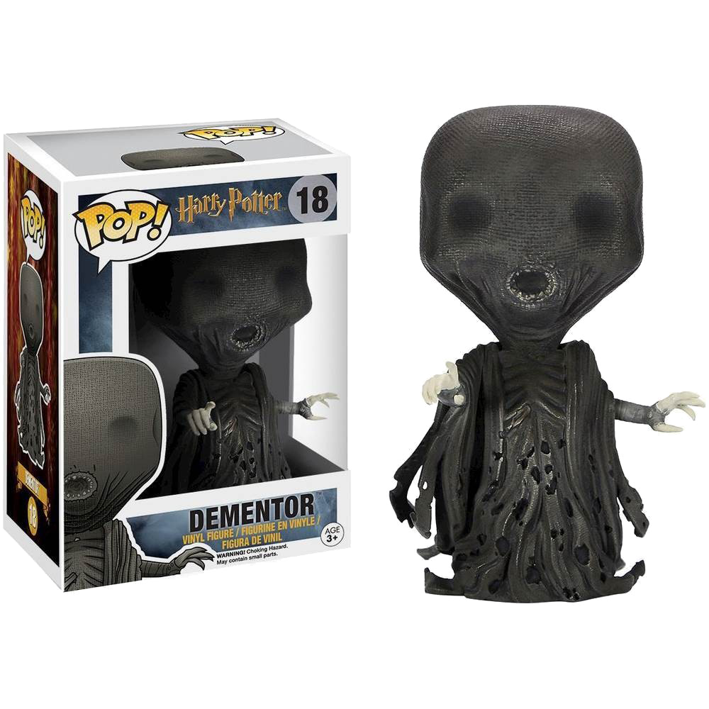Dementor Pop Vinyl Figure Harry Potter Funko Pop Harry Potter Pop Harry Potter Pop Vinyl