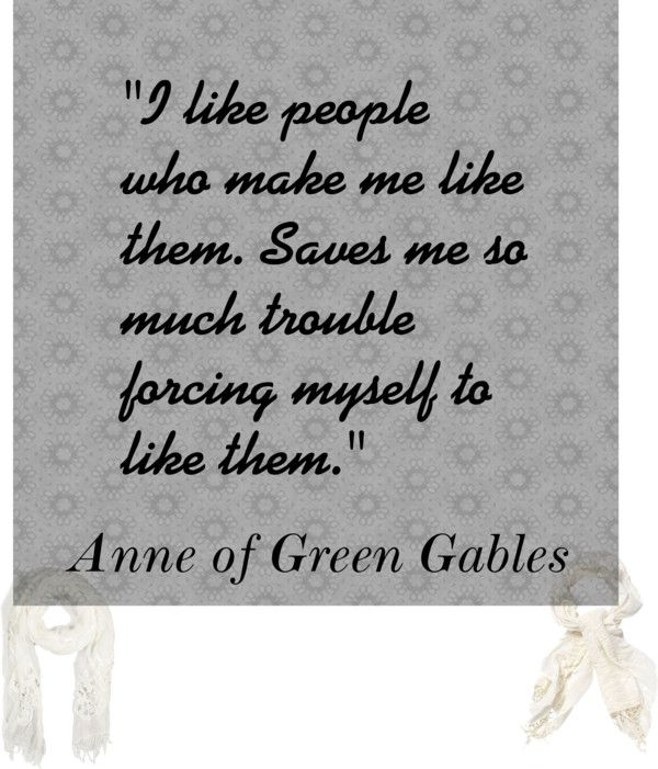 Anne Of Green Gables Anne Of Green Gables