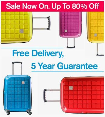 Travel light, Travel Bright…. www.tripp.co.uk #sale #holiday ...