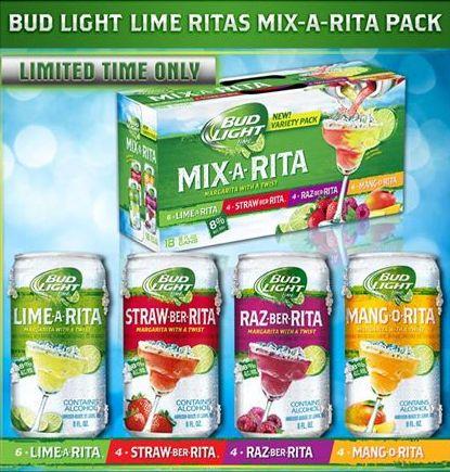 Bud Light Strawberita 25 Oz