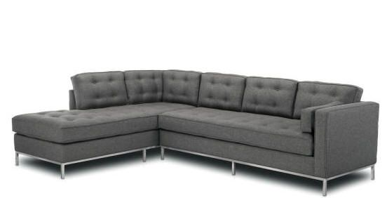 Tufted Cushion Back Sofa Younger Furniture