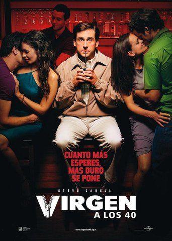 Virgen A Los 40 Pepecine Peliculas Cine Peliculas Virgen A Los 40