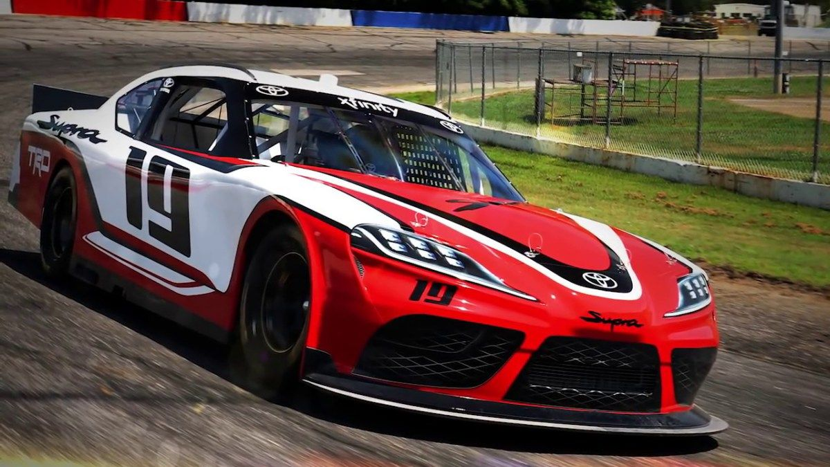 2019 Toyota Supra to Compete in NASCAR Xfinity Series