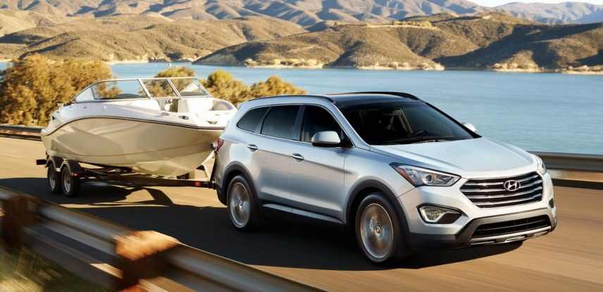 2016 Hyundai Santa Fe Price Review Best Midsize Suv Luxury Suv Lexus Gx