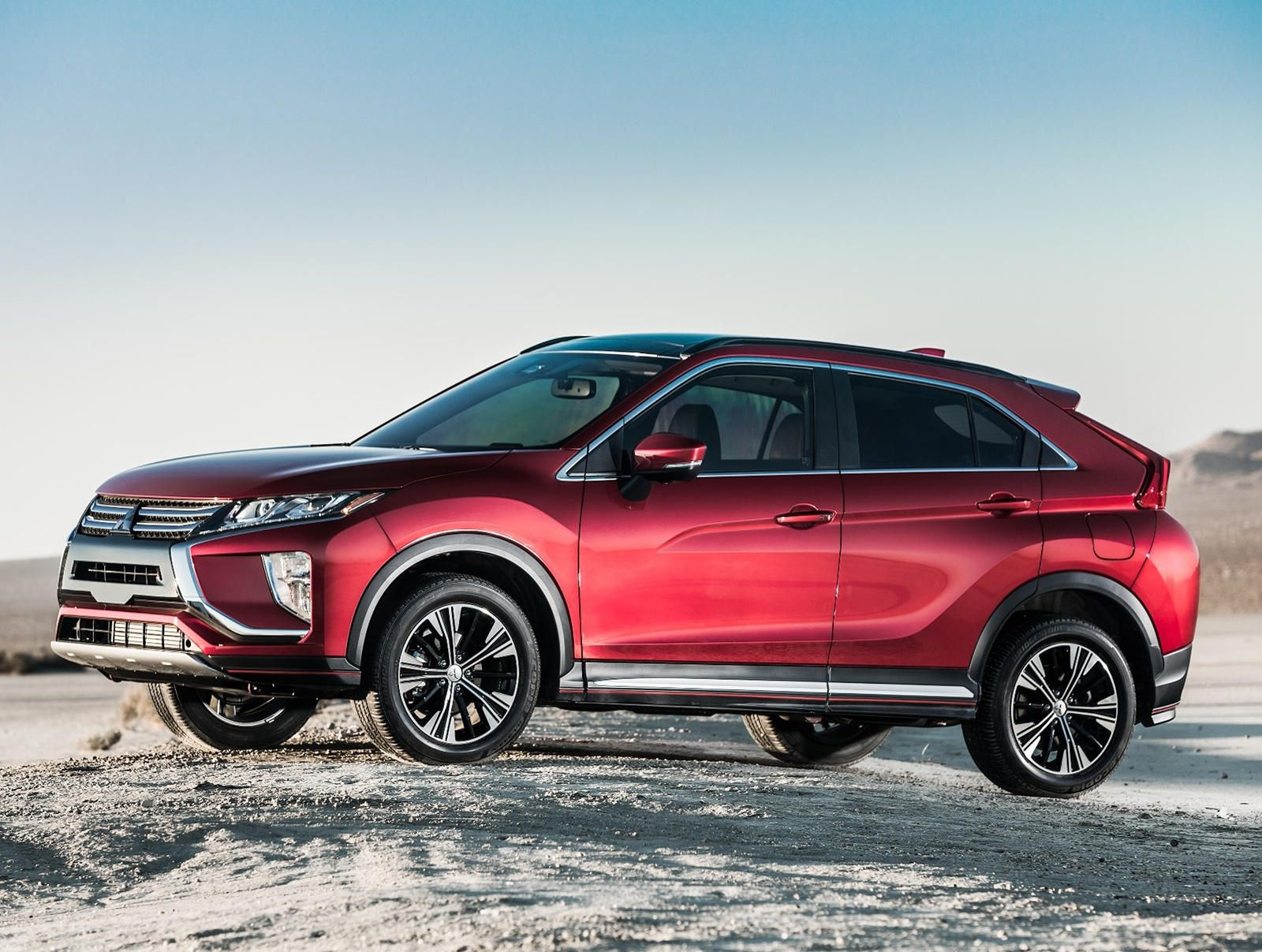 2020 Mitsubishi Eclipse Cross Is A Seriously Safe Crossover The Nhtsa Has Issued Its Latest Rating Mitsubishi Eclipse Mitsubishi New Cars