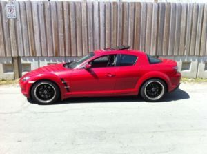 2005 Mazda Rx 8 Gt Coupe New Price City Of Toronto Cars For