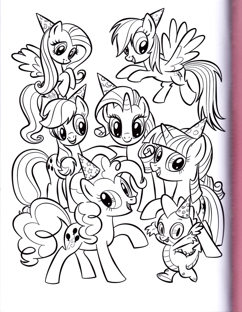 Print My Little Pony Coloring Pages Printable My Little Pony Friendship Is Magic Applejack Co My Little Pony Coloring My Little Pony Applejack Coloring Pages