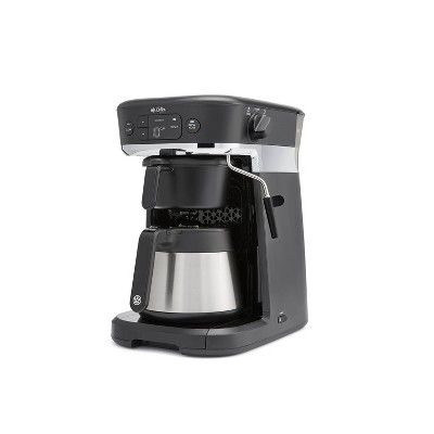 Mr. Coffee Occasions Thermal Carafe Single-Serve Coffee and Espresso Machine in 2020   Best ...