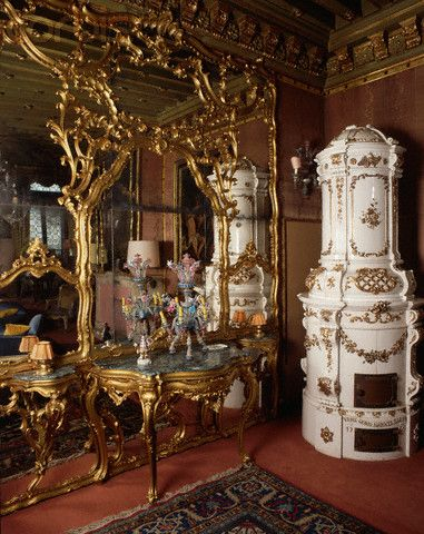 European baroque furniture baroque furniture for Interieur baroque