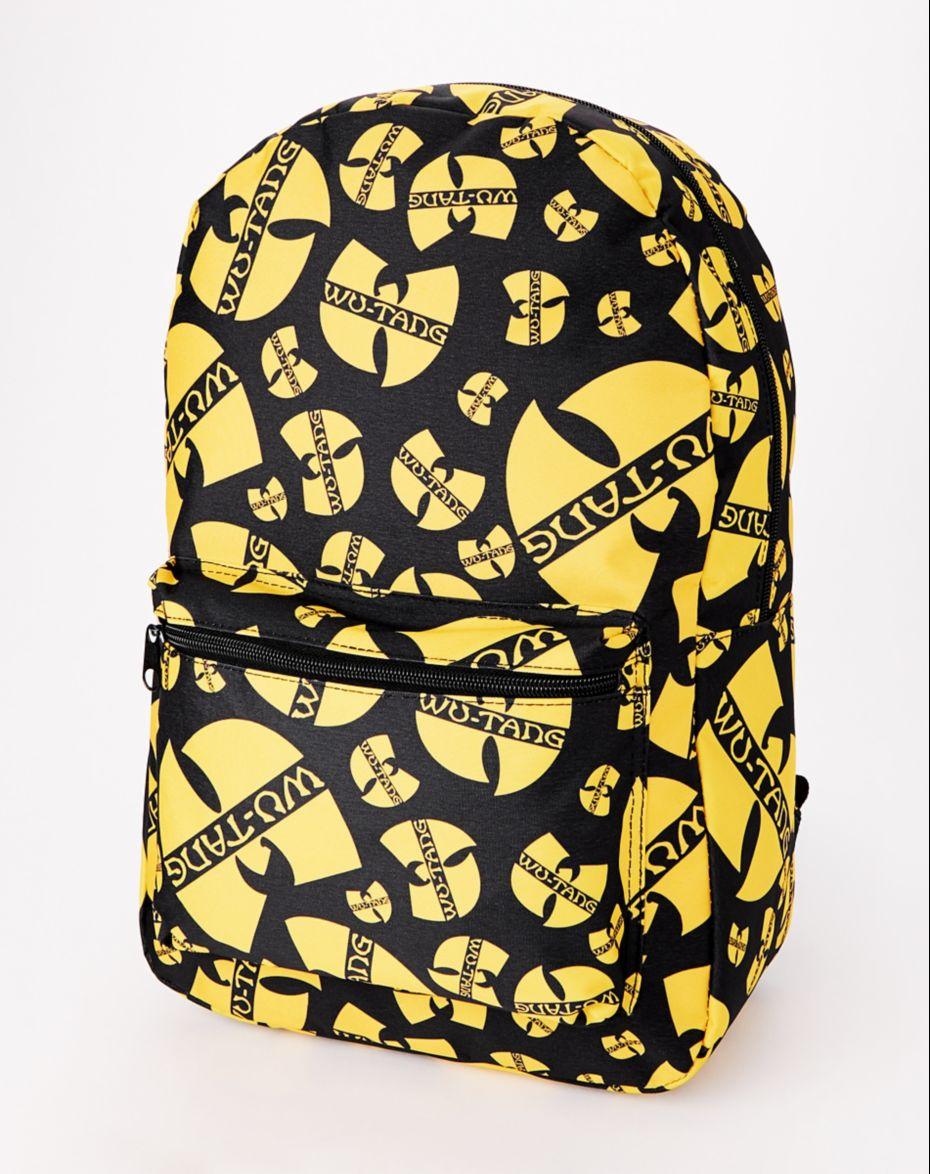 Cool backpacks for tweens + teens  Wu Tang Clan Backpack 6e04e01978f19