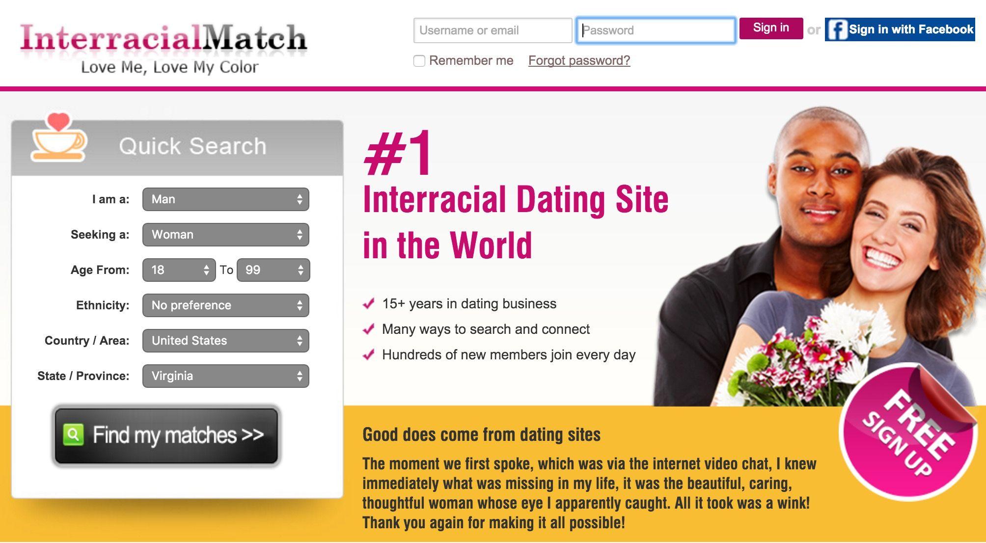 Dating match