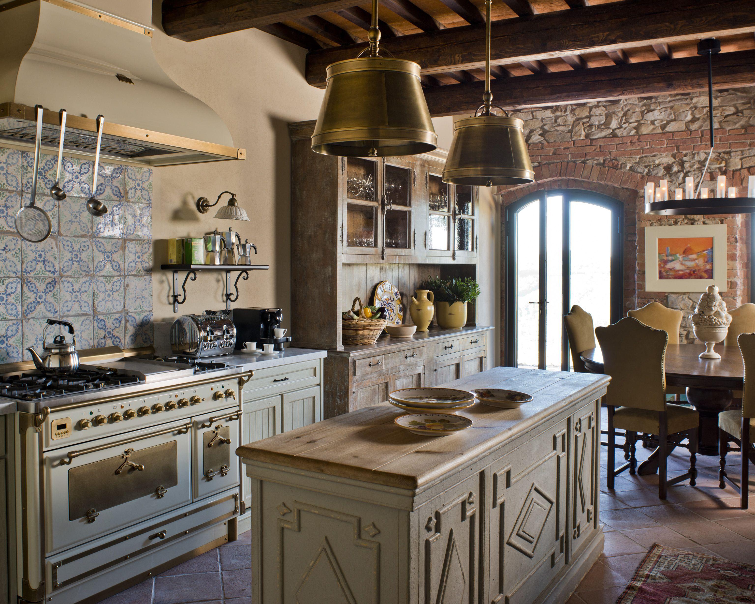 Residential Interior Design Portfolio Italian Style Kitchens