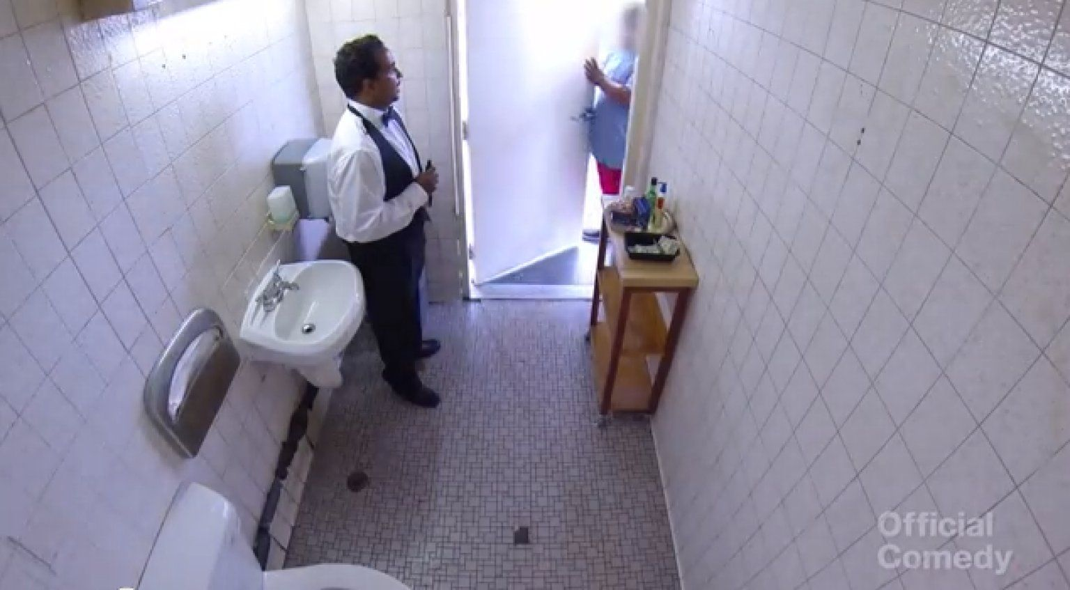 Japanese bathroom pranks