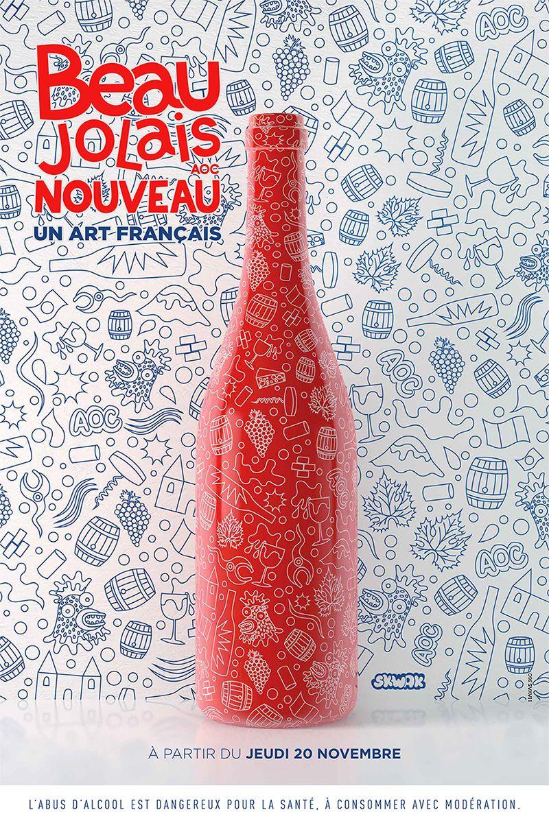 Try Beaujolais Nouveau 2014 http://www.winesdirect.co.uk/blog/beaujolais-nouveau-2014/