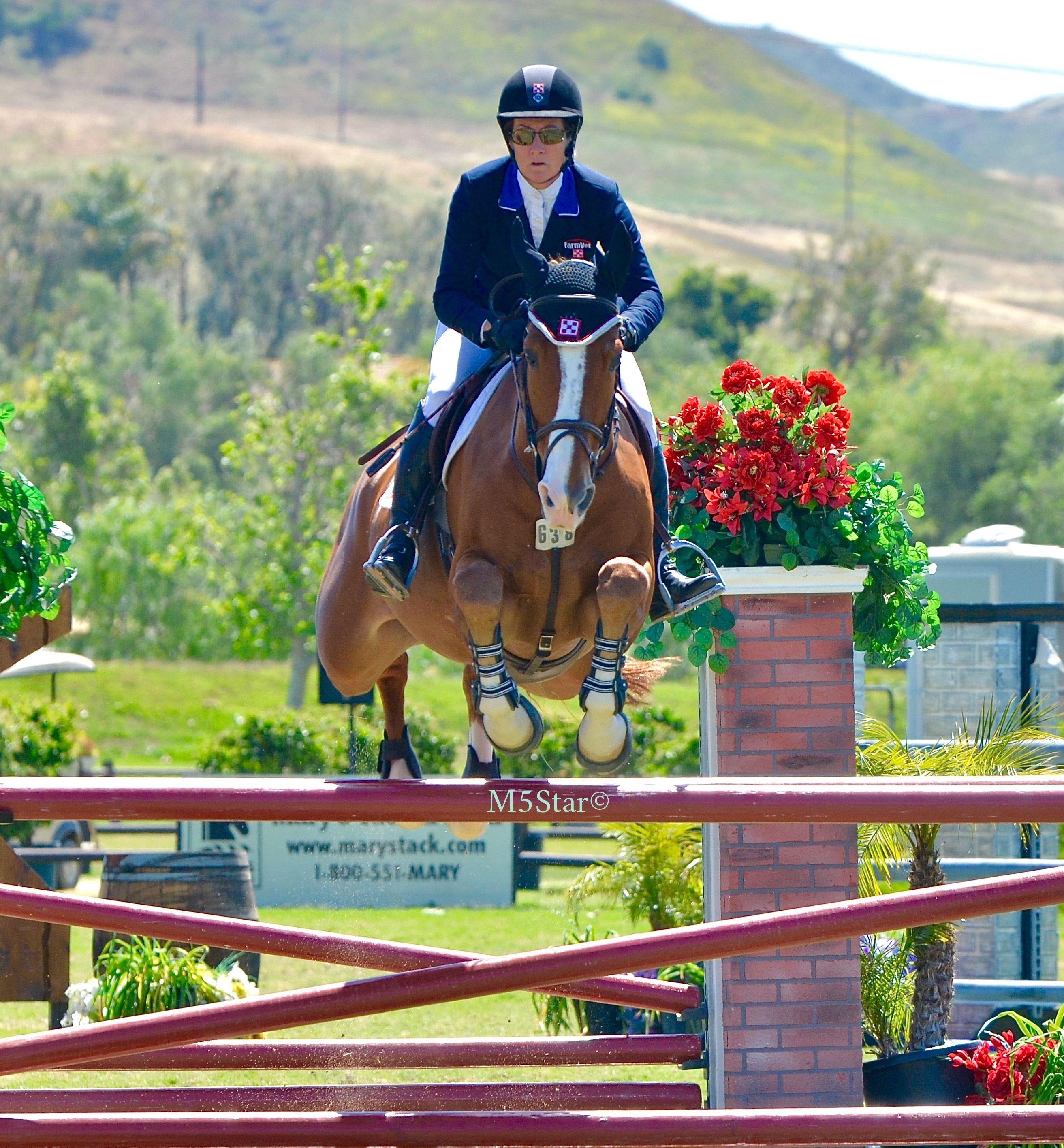 Malibu 5star Naturals Ambassador Rider Mandy Porter Close Up Flying High At The Oaks 2016 Photo By Wendy Gleason Malibu5starnaturals Com Cheval