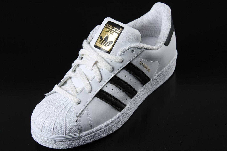 Adidas Superstar Scarpe Adidas Originali Futuro Nucleo Bianco Nero