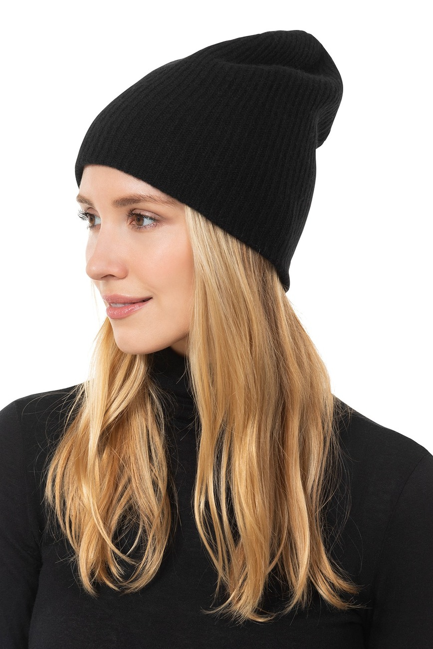 AMICALE   Double Layer Cashmere Beanie #nordstromrack