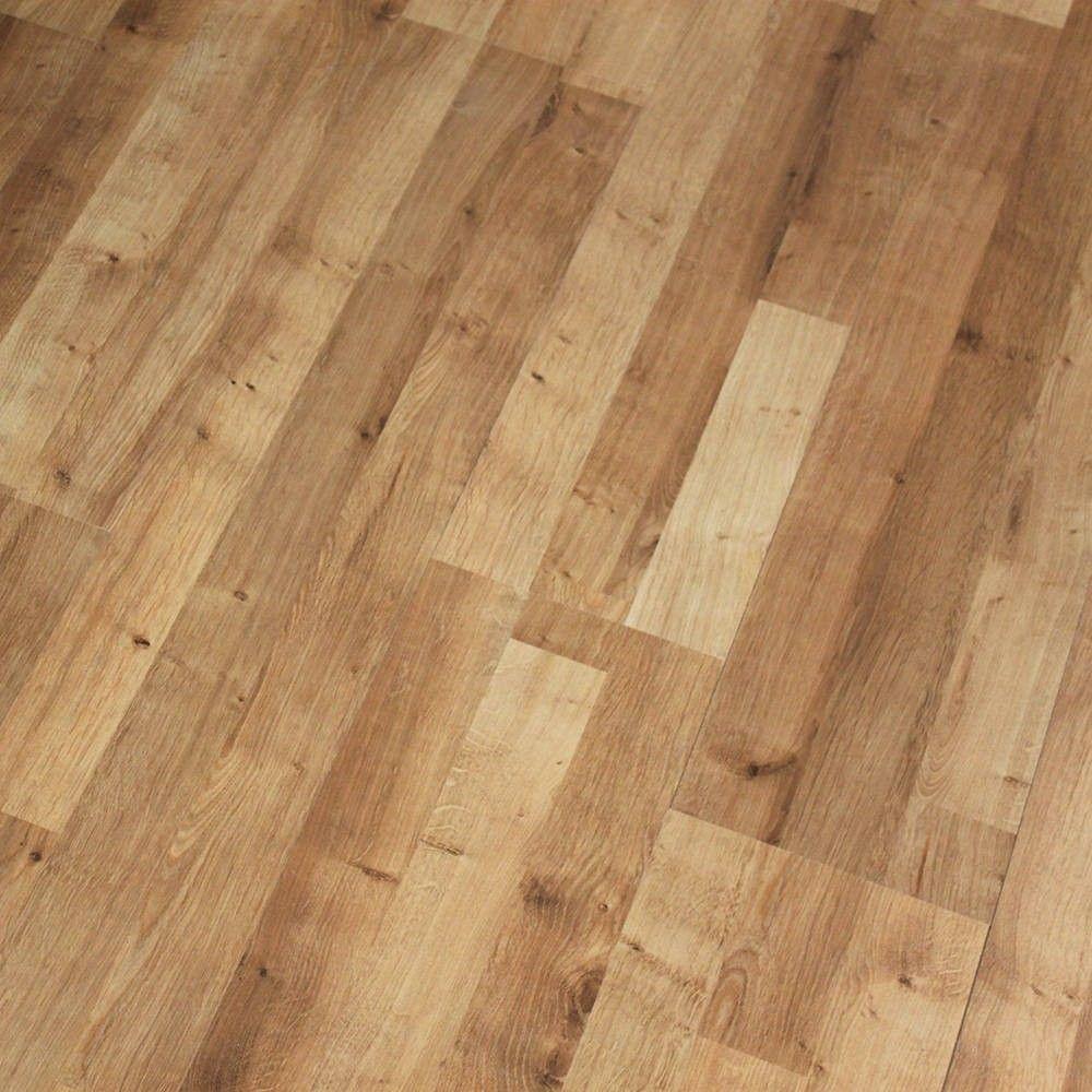 Krono Basic Laminate Flooring Wellington Oak 1