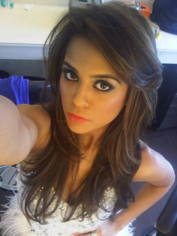 Sana Saeed, the KKHH girl in The Disco Song of Student of