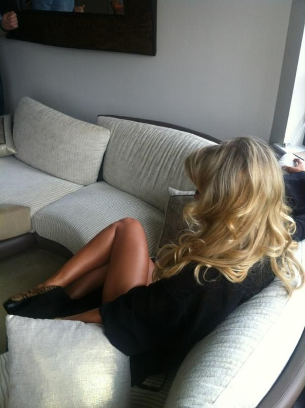 Hair + Legs= perfection  via: Grigoria@tumblr